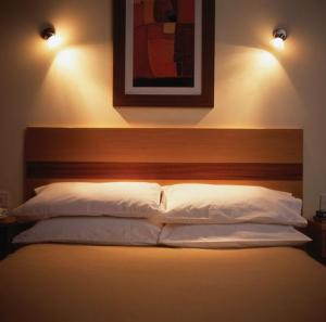 The Bedrooms at Jurys Inn Newcastle
