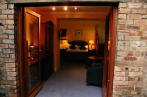 The Bedrooms at Haymarket Hotel