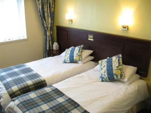 The Bedrooms at Himley Hotel