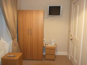 The Bedrooms at Piries Hotel