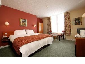 The Bedrooms at The County Hotel