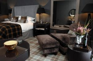 The Bedrooms at De Vere Cameron House