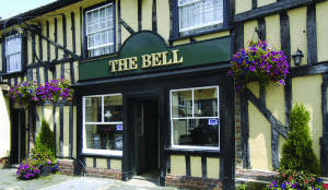 The Bedrooms at The Bell