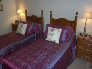 The Bedrooms at Tyn Y Wern Guest Accommodation