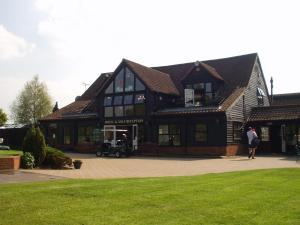 The Bedrooms at Weald Park Hotel Golf and Country Club