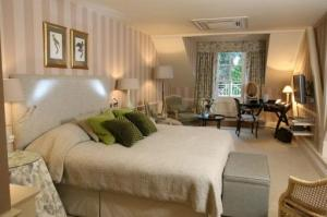 The Bedrooms at Chewton Glen Hotel