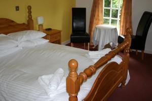 The Bedrooms at Conon Bridge Hotel