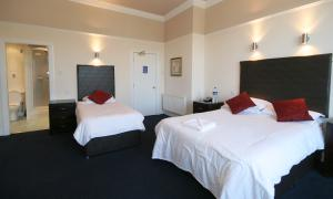 The Bedrooms at Botanic Hotel