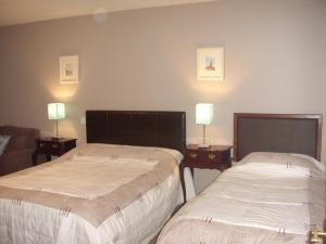 The Bedrooms at Abbey Bed And Breakfast