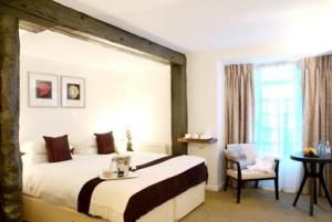The Bedrooms at Lythe Hill Hotel And Spa