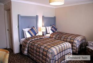 The Bedrooms at Manor House Hotel