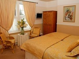 The Bedrooms at Loriston Guest House