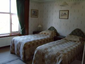 The Bedrooms at Caeau Capel Hotel
