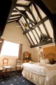 The Bedrooms at Old Court Hotel and Suites