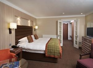 The Bedrooms at The Westerwood Hotel and Golf Resort - QHotels