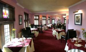 The Restaurant at Riber Hall Hotel
