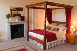 The Bedrooms at The Urr Valley Hotel
