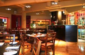 The Restaurant at Dragon Hotel