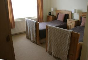 The Bedrooms at The Wynnstay Arms