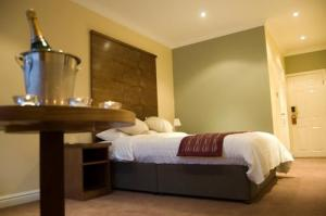 The Bedrooms at Gateway to Wales Hotel