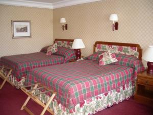 The Bedrooms at Thistle Aberdeen Airport