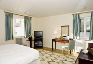 The Bedrooms at County Hotel