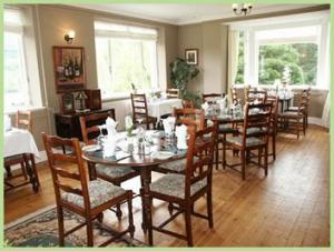 The Restaurant at Glenurquhart House Hotel