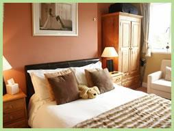The Bedrooms at Glenurquhart House Hotel