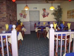 The Restaurant at The Harboro Hotel