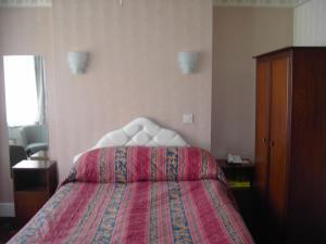 The Bedrooms at The Harboro Hotel
