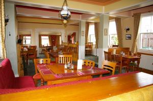 The Restaurant at The Five Bells Inn