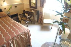 The Bedrooms at Carbis Bay Hotel