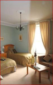 The Bedrooms at Allerton House