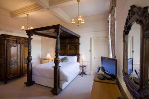 The Bedrooms at Hellaby Hall