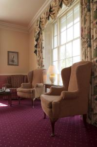 The Bedrooms at Rumwell Manor Hotel