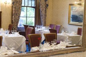 The Restaurant at Chilworth Manor Hotel