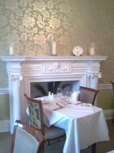 The Restaurant at Donington Manor Hotel