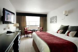 The Bedrooms at Thistle Glasgow
